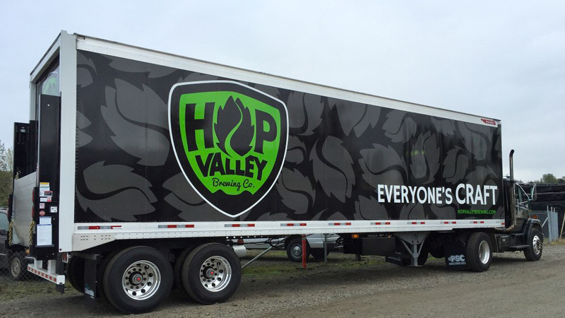 Fleet Graphics - Trailer Wrap