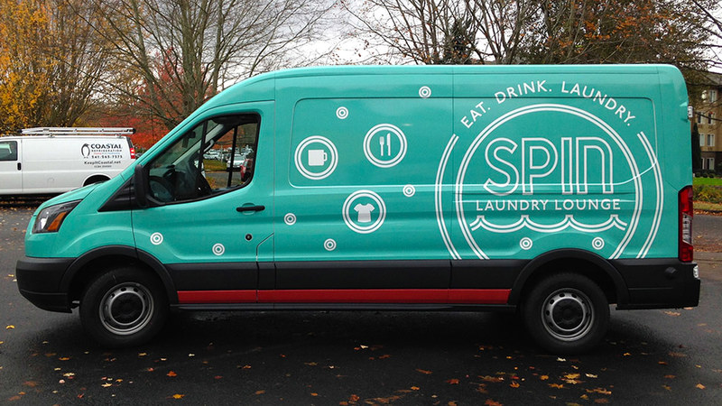 Fleet Graphics - Van Wrap