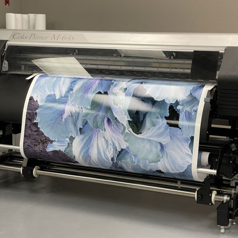 Fleet Graphics - Printer Production