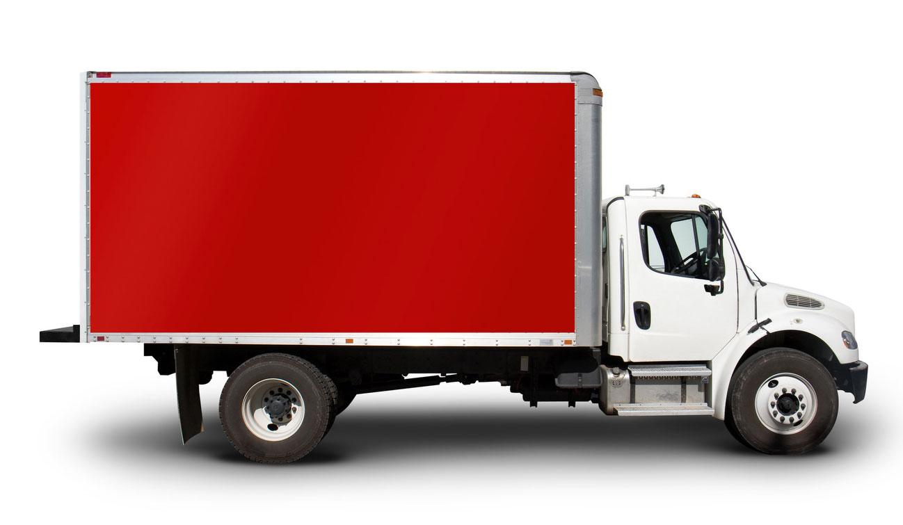 Box Truck Painting